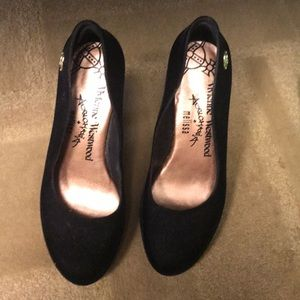 Vivienne Westwood shoes hardly worn authentic